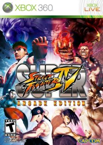 Super Street Fighter IV Arcade Edition $15.99